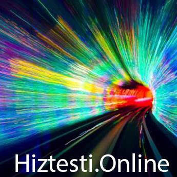 internet hız testi, hız testi için Hiztesti.online